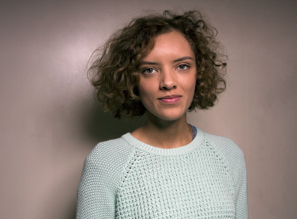 Ruby Tandoh (pictured) challenged Lucy Watson of 'Made in Chelsea' over veganism on Twitter
