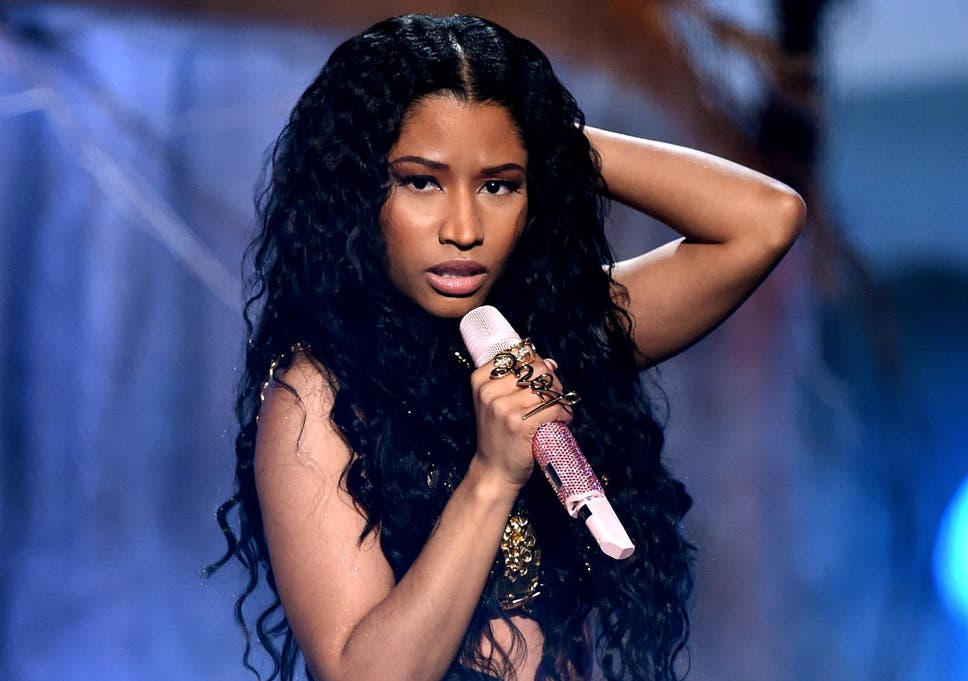 Nicki Minaj smacks down Donald Trump in 'Black Barbies
