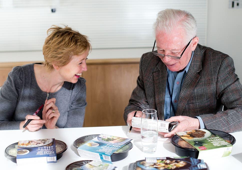 Marketing food to seniors mature