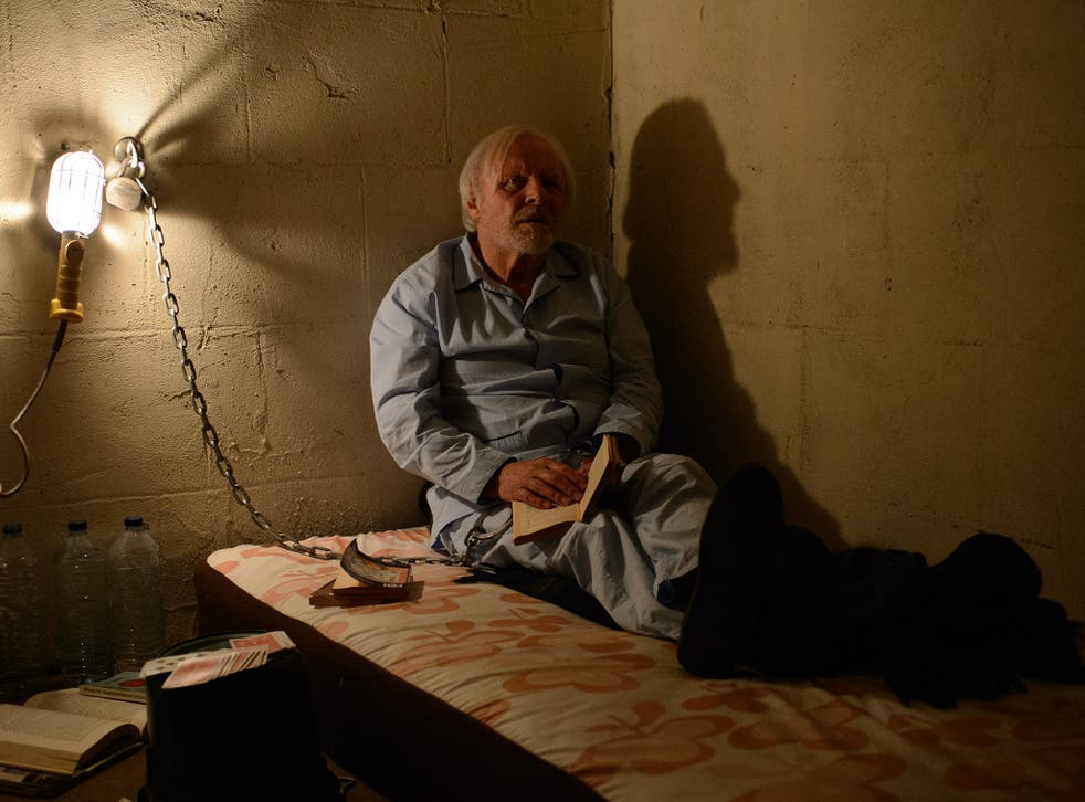 Anthony Hopkins in 'Kidnapping Freddy Heineken', based on a real-life crime
