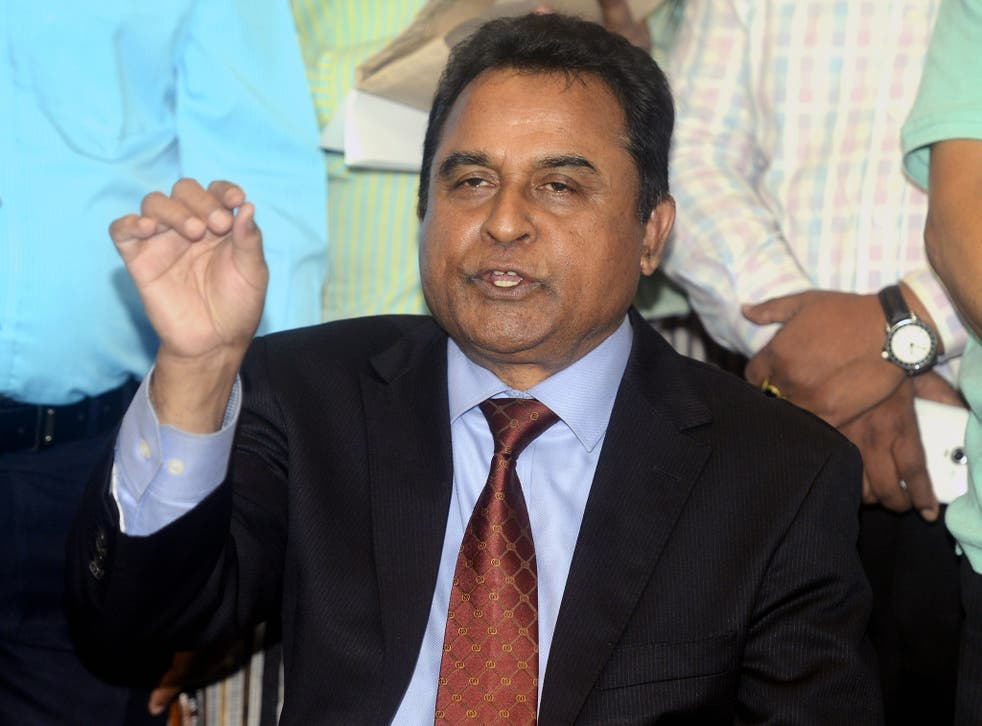 Mustafa Kamal was furious about the decision that went against Bangladesh in their quarter-final