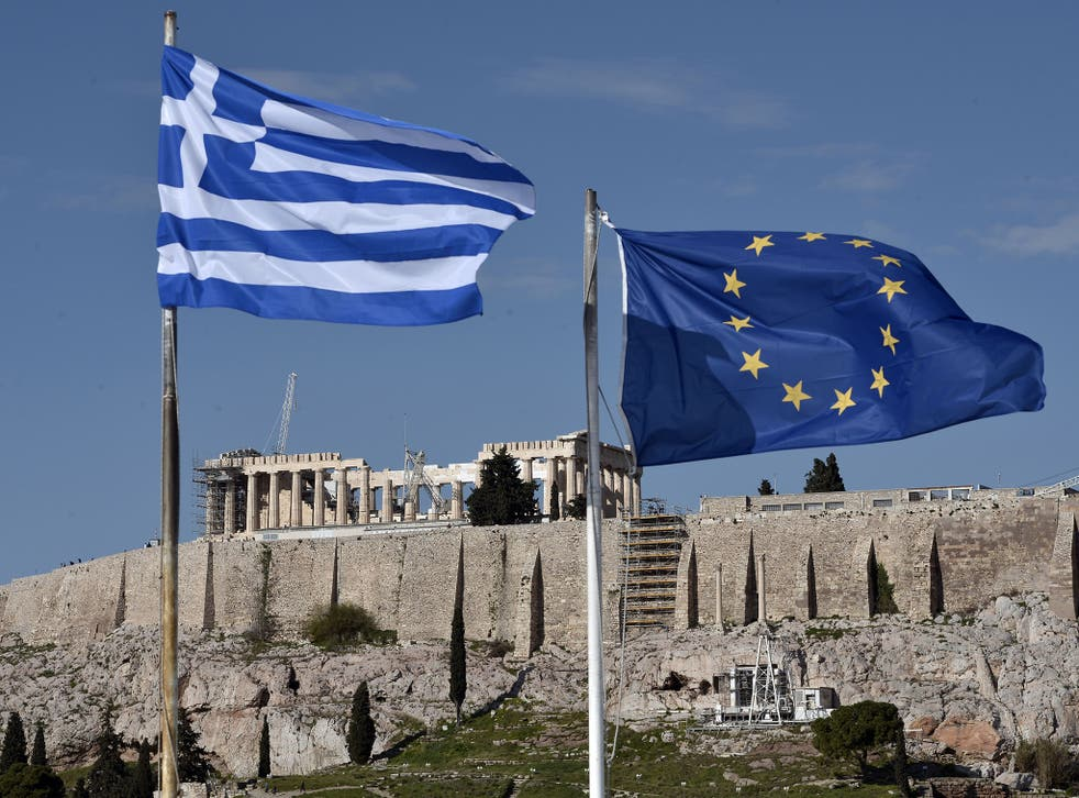 Athens is attempting to negotiate a better deal with its creditor nations in the European Union