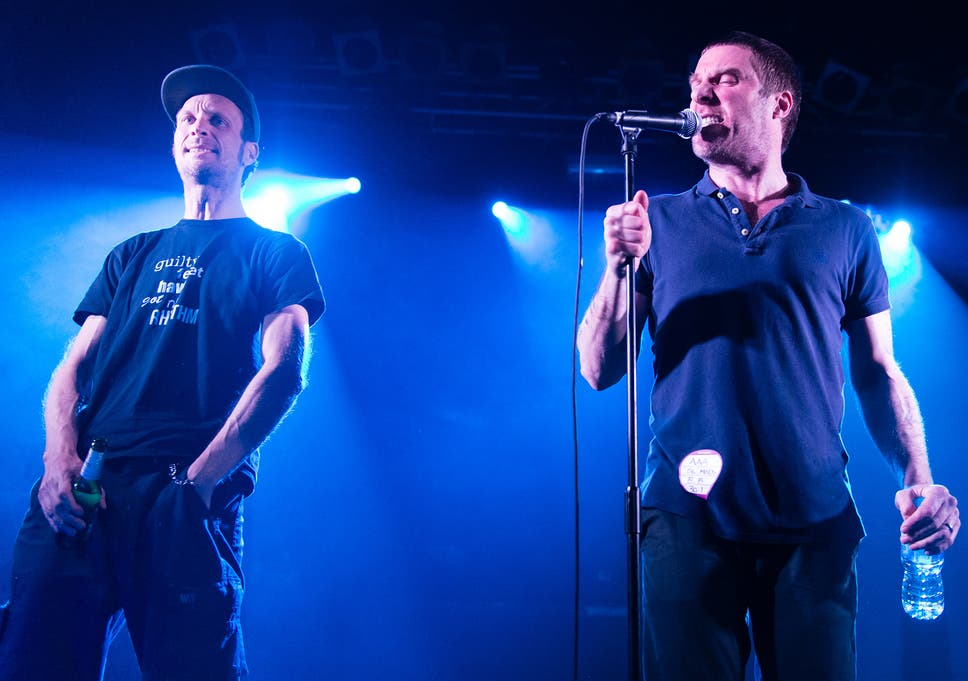 Sleaford Mods: 'We're not socialists, we're not f**king