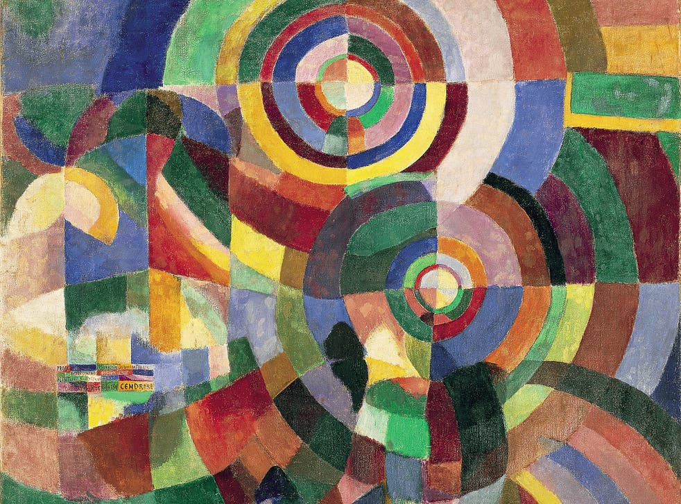 Electric Prisms (1914)