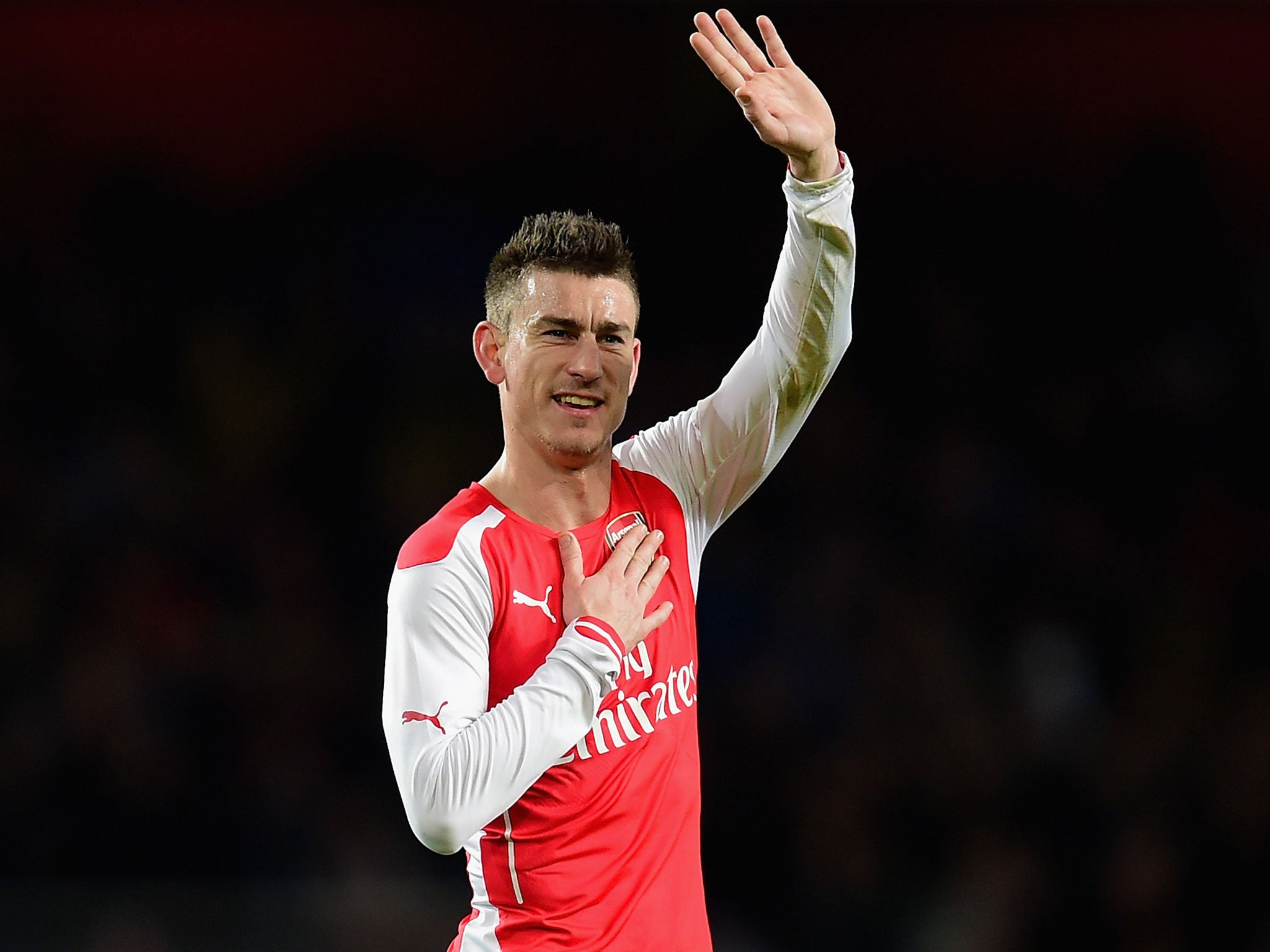 Arsenal defender Laurent Koscielny linked with £21m transfer to