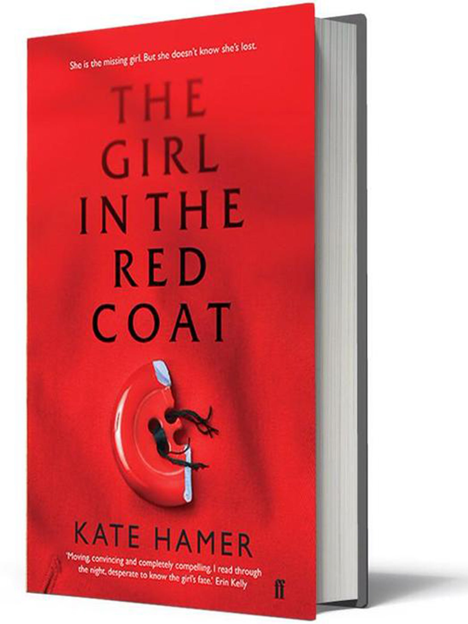The Girl in the Red Coat author Kate Hamer: My, what big prospects