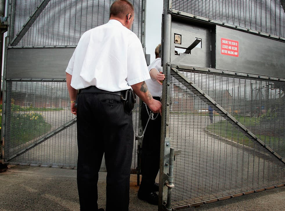 Britain's 14 private prisons hold fewer than one in five (18 per cent) of the country's prisoners, but accounted for 23 per cent of assaults in the first six months of 2014