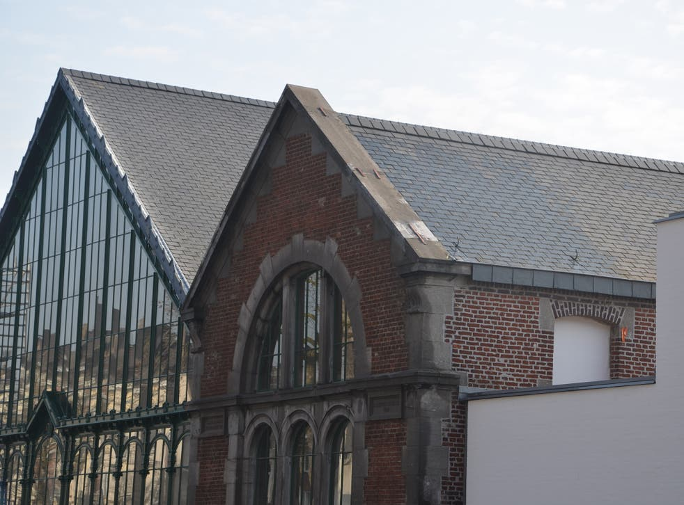 Mons Memorial Museum in Belgium