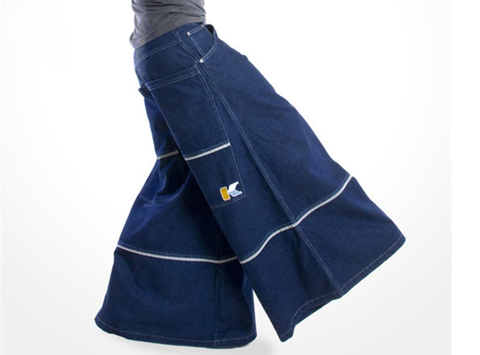 JNCOs jeans