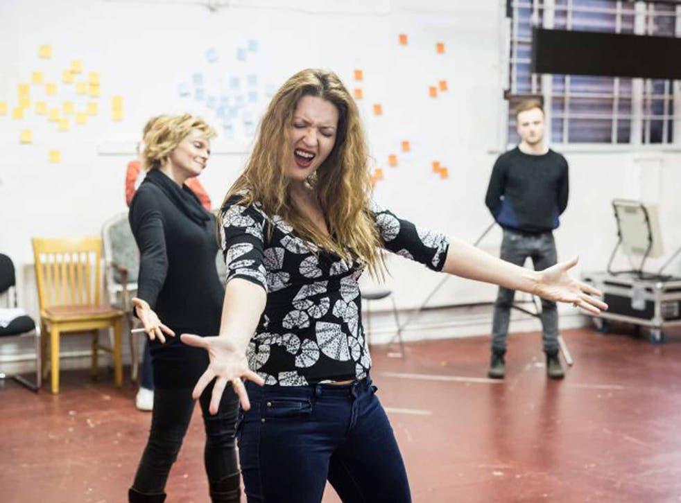 Viktoria Vizin says she has 'lived every moment' as Carmen