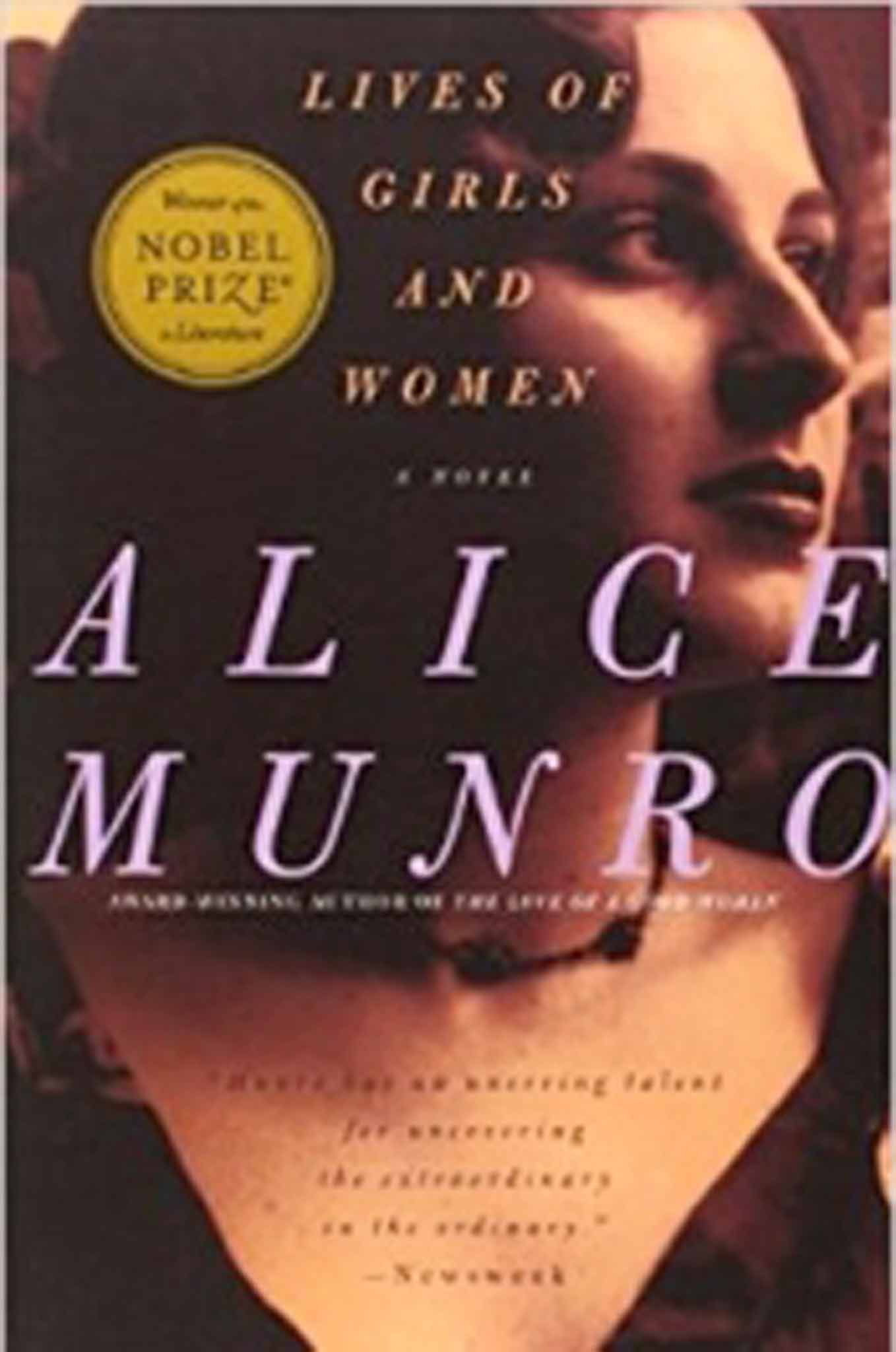 lives of girls and women alice munro essay Alice munro - a feminist writer essay on feminist issues raised in alice munro's short in 'selected stories' alice munro presents women and their place in.