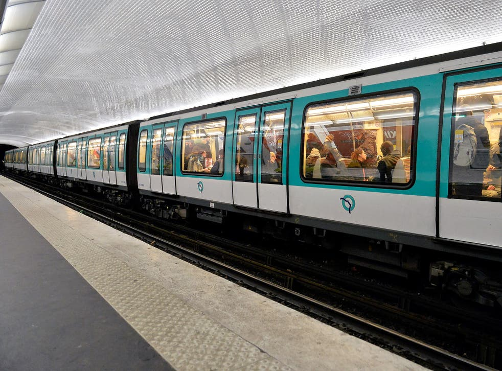 All women polled said they experienced unwanted sexual attention on transport in Paris