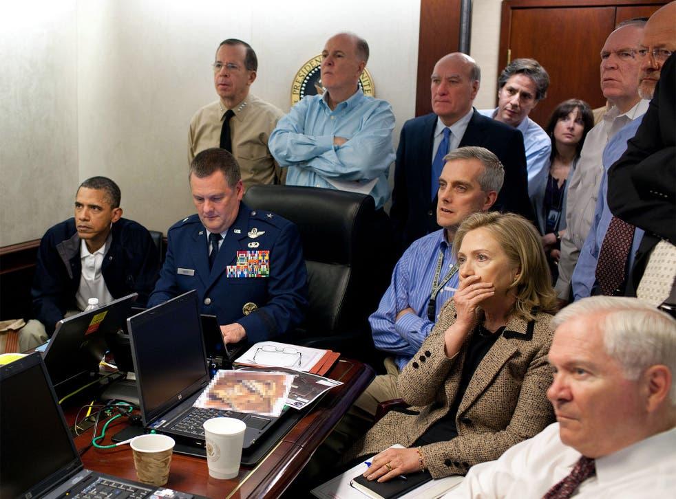 Situation abnormal: watching the Bin Laden raid