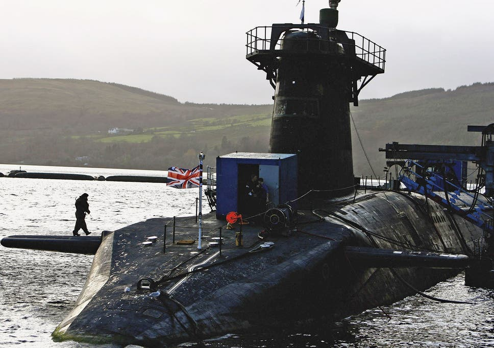 Trident debate: There are 16,000 nuclear missiles in the world - but