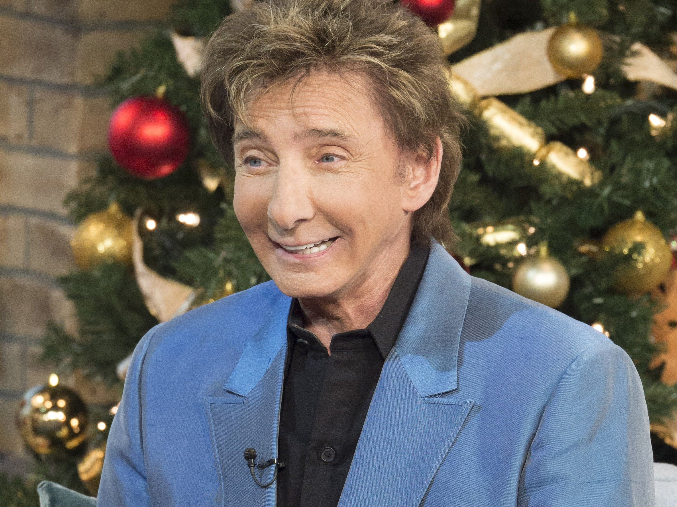 Barry manilow explains why he hid his sexuality for decades