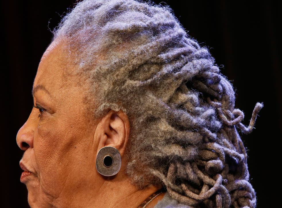 Confronting the big subjects: Toni Morrison