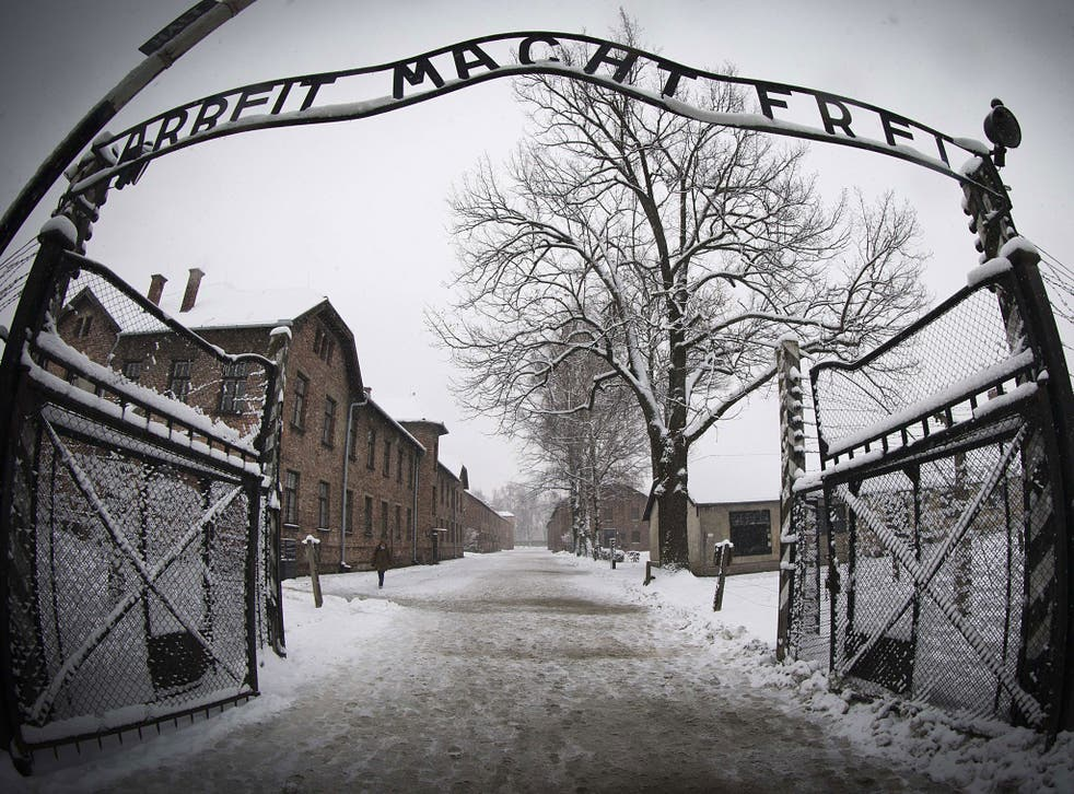 A mausoleum to misery: Auschwitz concentration camp, 2015