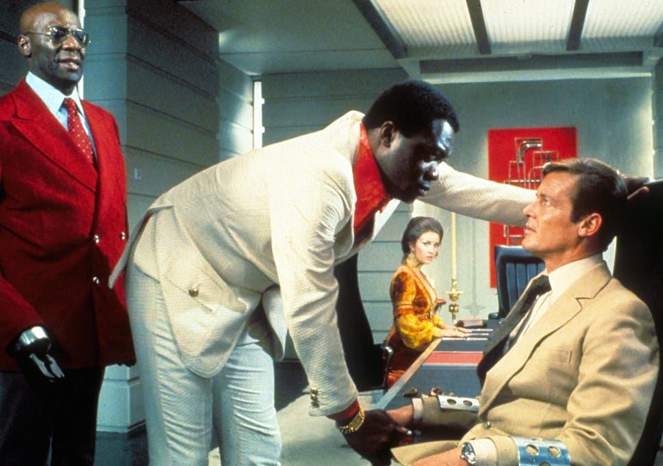 James Bond should not be black, says first black Bond villain Yaphet
