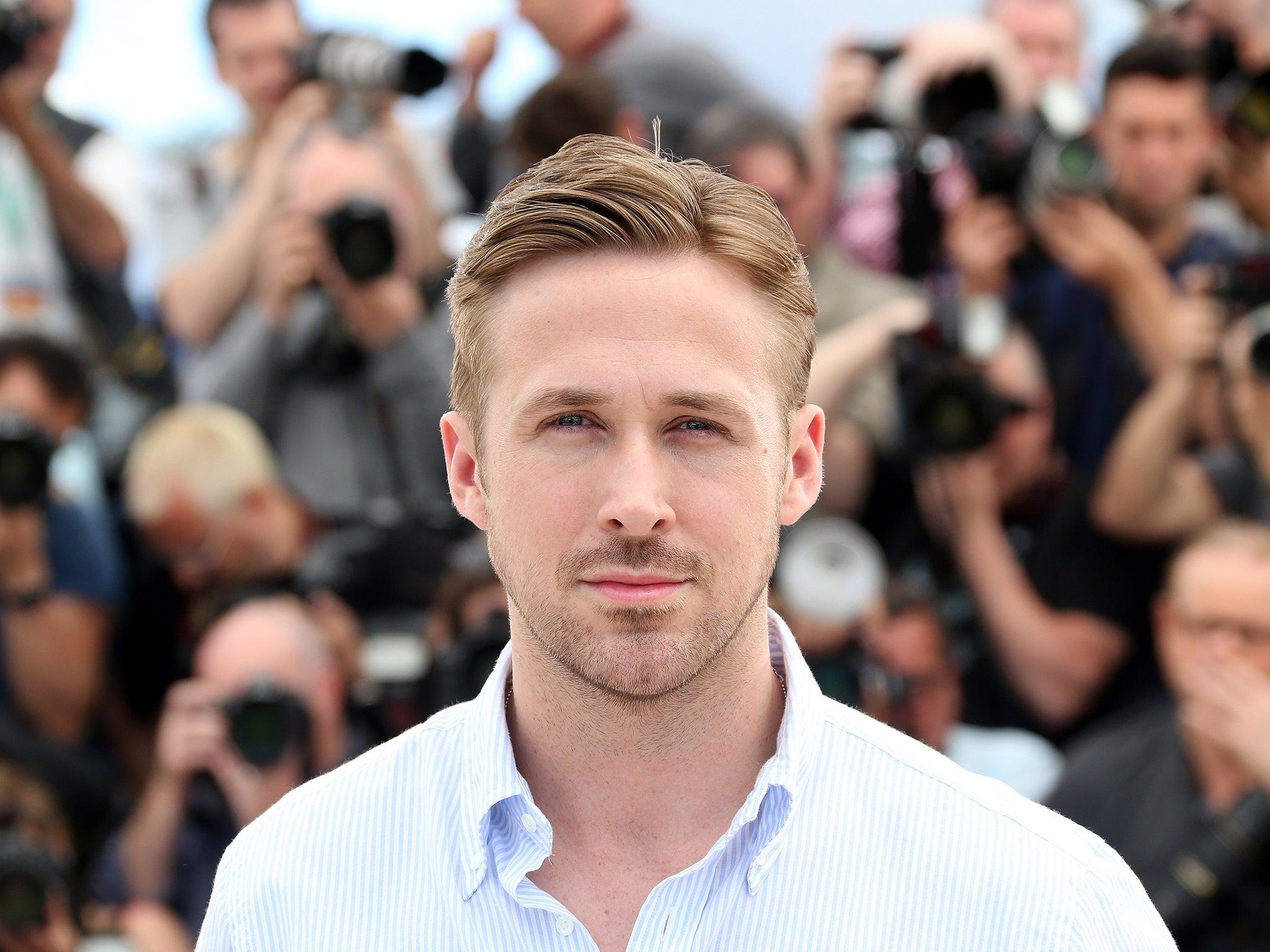 Ryan Gosling doesn't understand the 'Hey Girl' feminist memes | The ... Ryan Gosling