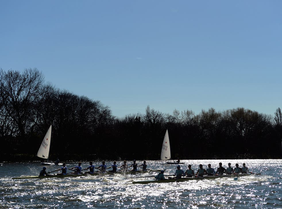 Where are the best places to watch the Boat Race?