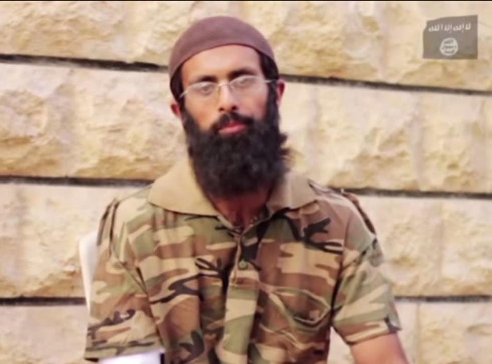 The list was written by Abu Saeed Al-Britani, believed to be British former supermarket security guard Omar Hussain