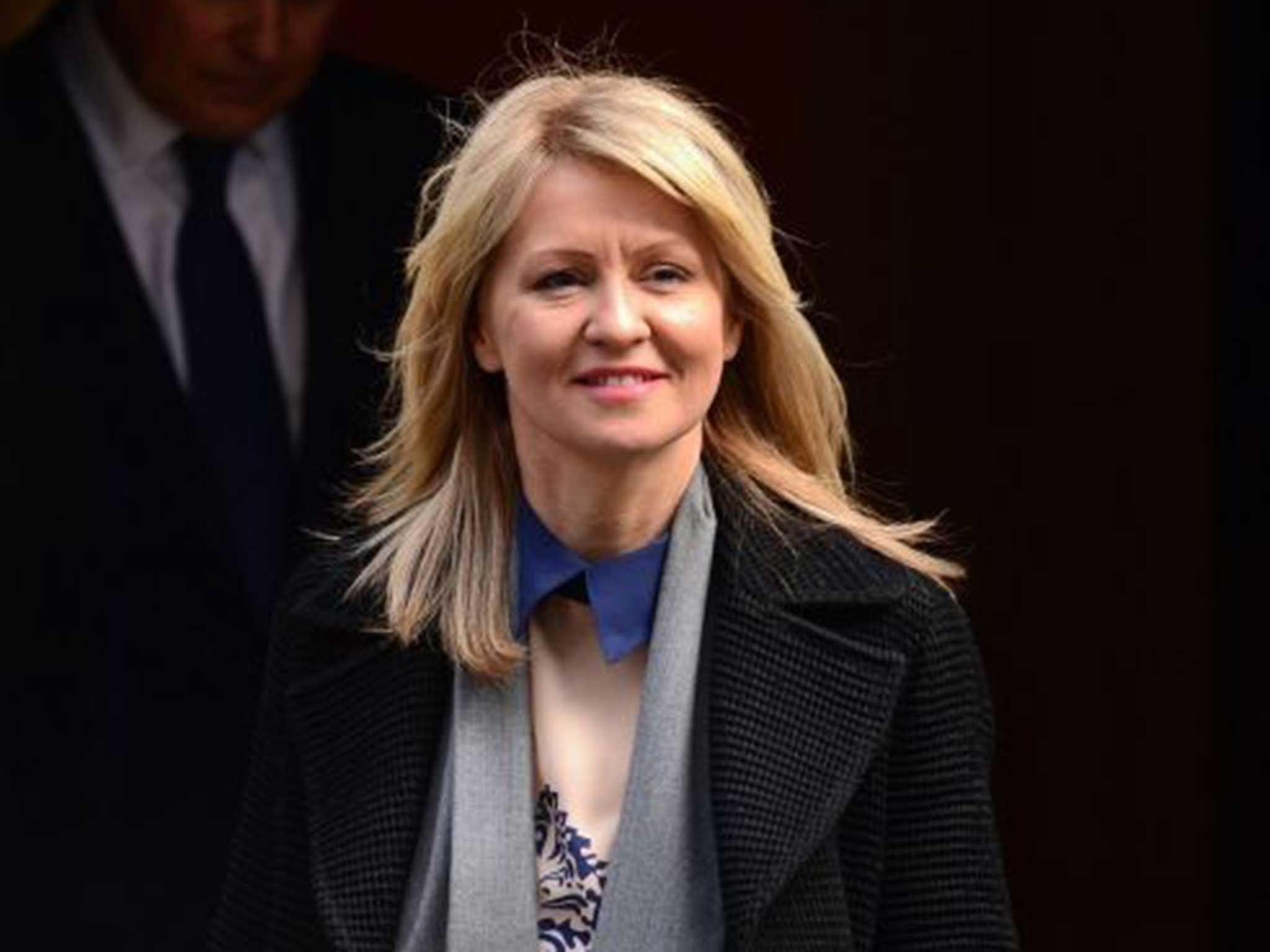 DWP minister Esther McVey losing her seat at the election was a