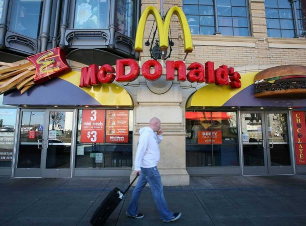 McDonald's said it would boost the company's average hourly pay for those workers to $9.90 from $9.01