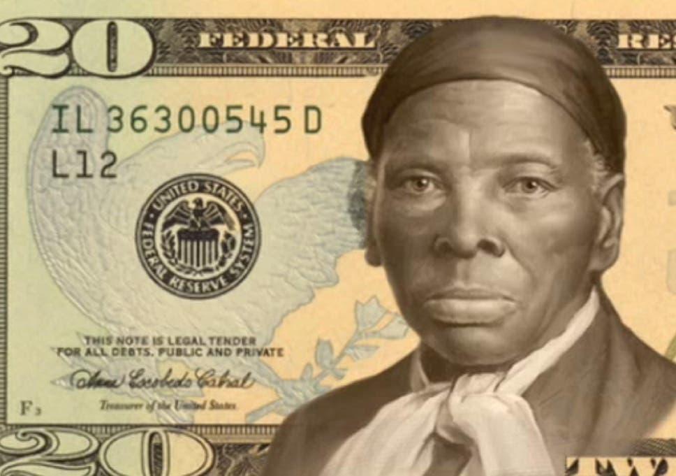 obama plan to put black abolitionist harrriet tubman on 20 bill may