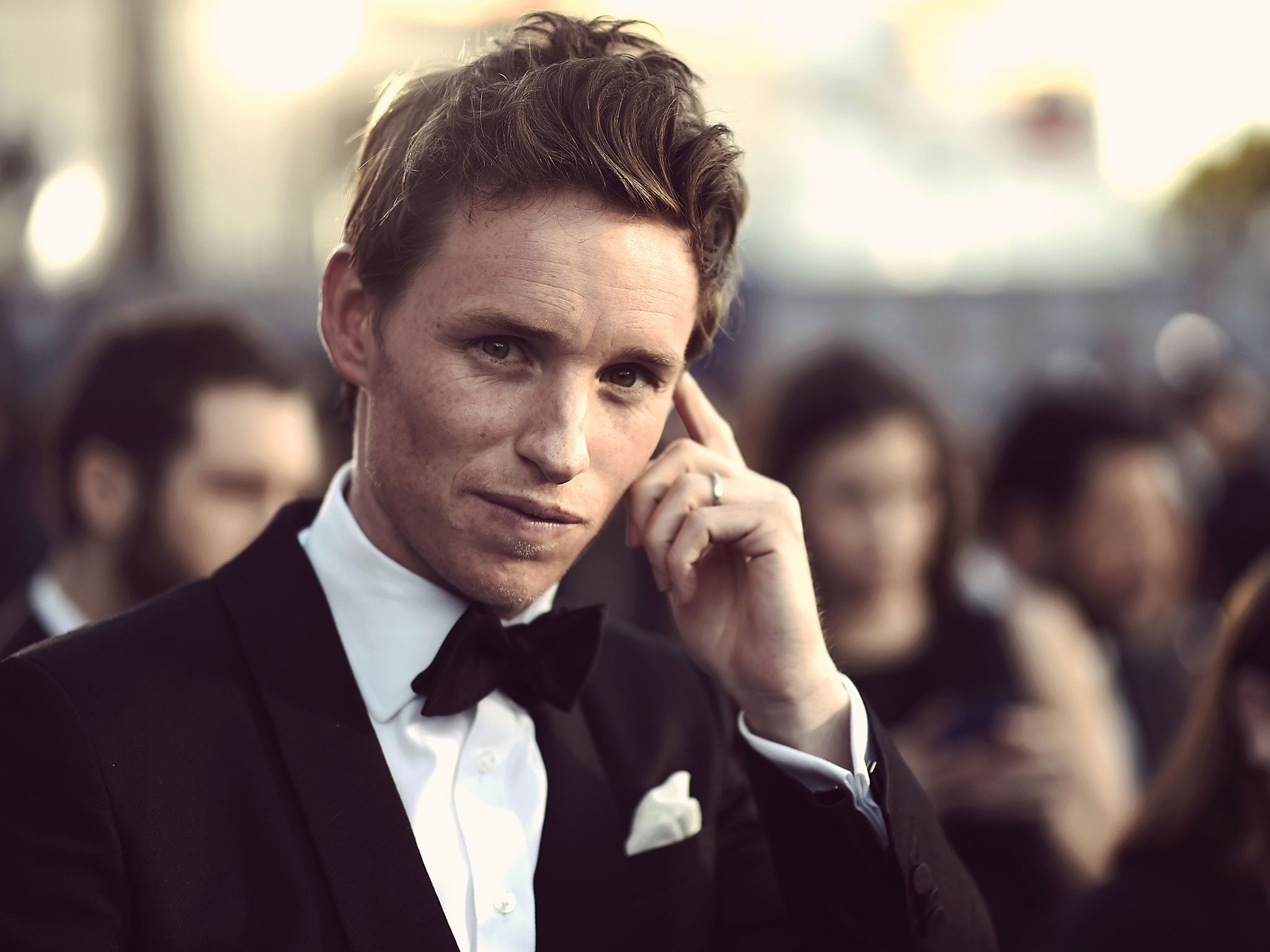 Eddie Redmayne, pemeran utama Fantastic Beasts and Where to Find Them.