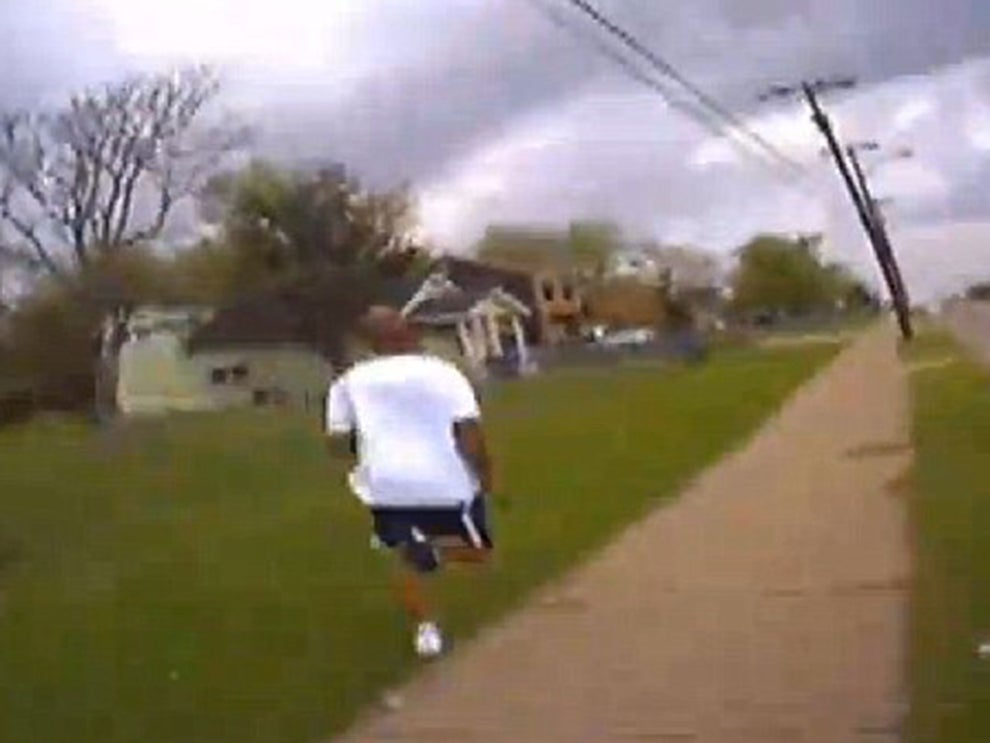 Unarmed Black Man Fatally Shot by White Police Officer in