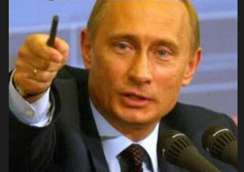 Russia Wants To Ban Internet Memes That Mock Vladimir Putin The