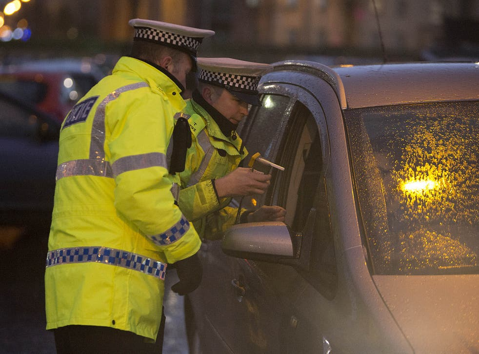 The new law in Scotland has reduced the legal alcohol limit for motorists from 80mg to 50mg in every 100ml of blood