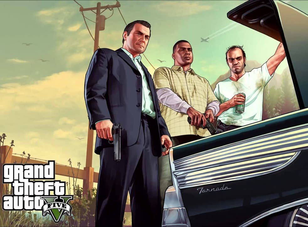 New album Welcome to Los Santos is inspired by the 2013 video game Grand Theft Auto V