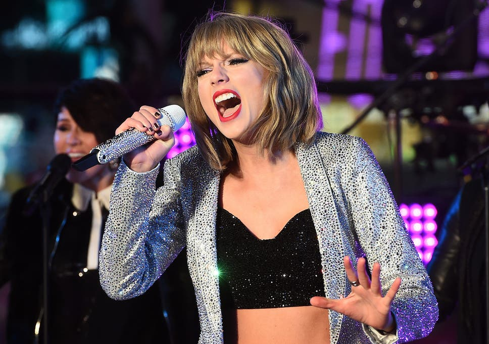 Taylor Swift and other musicians against Spotify have to accept