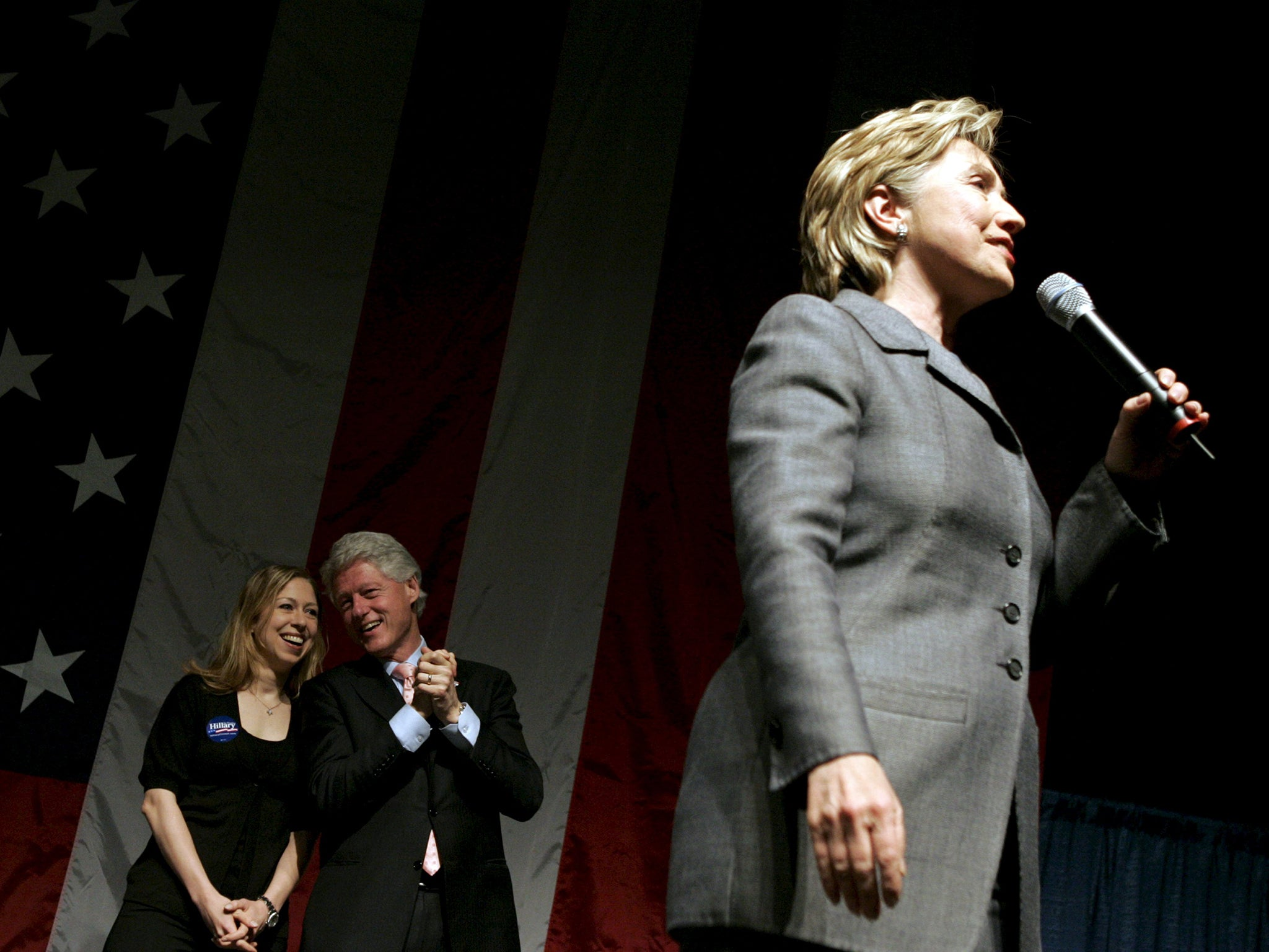 Hillary Clinton would appoint Bill Clinton to lead on the economy ...