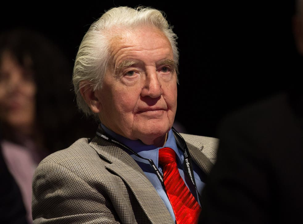 At 83, Labour's Dennis Skinner is one of the oldest candidates