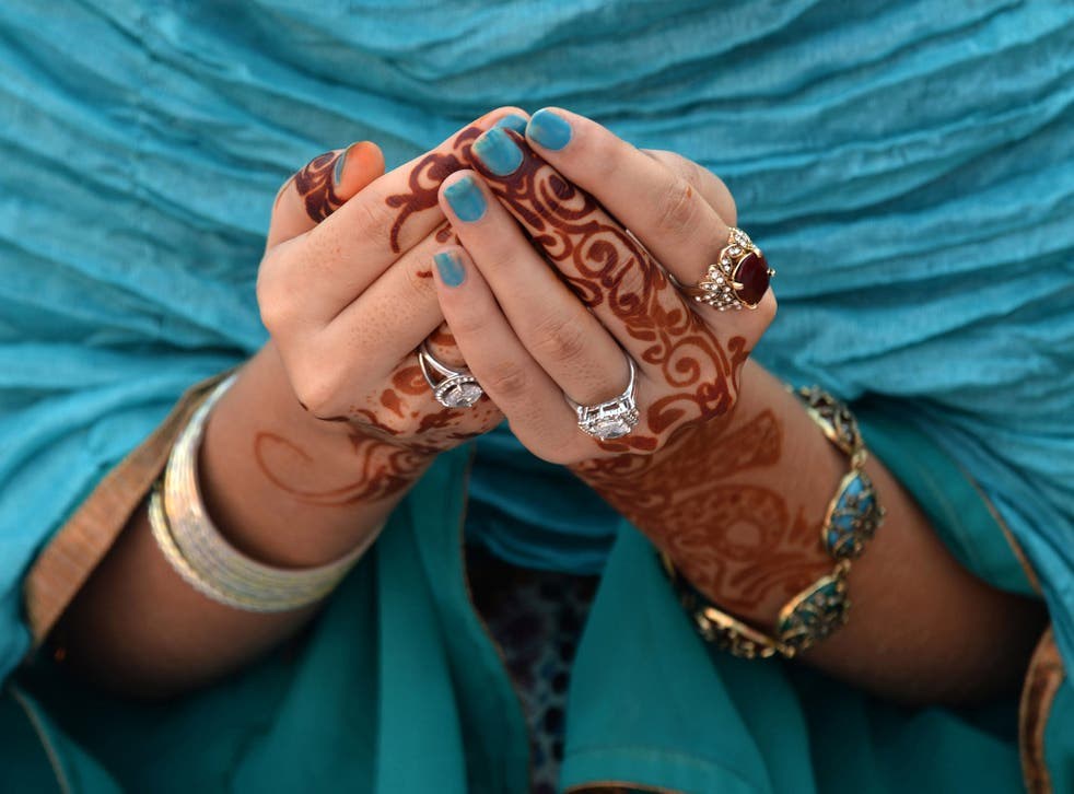 Unemployment rate among Muslim women is 18 per cent, according to the survey