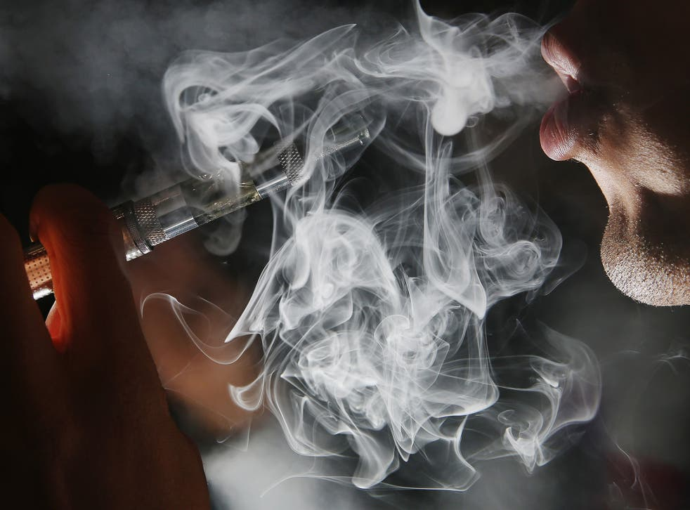 The odds of regular e-cigarette use were 100 times higher among weekly smokers than non-smokers