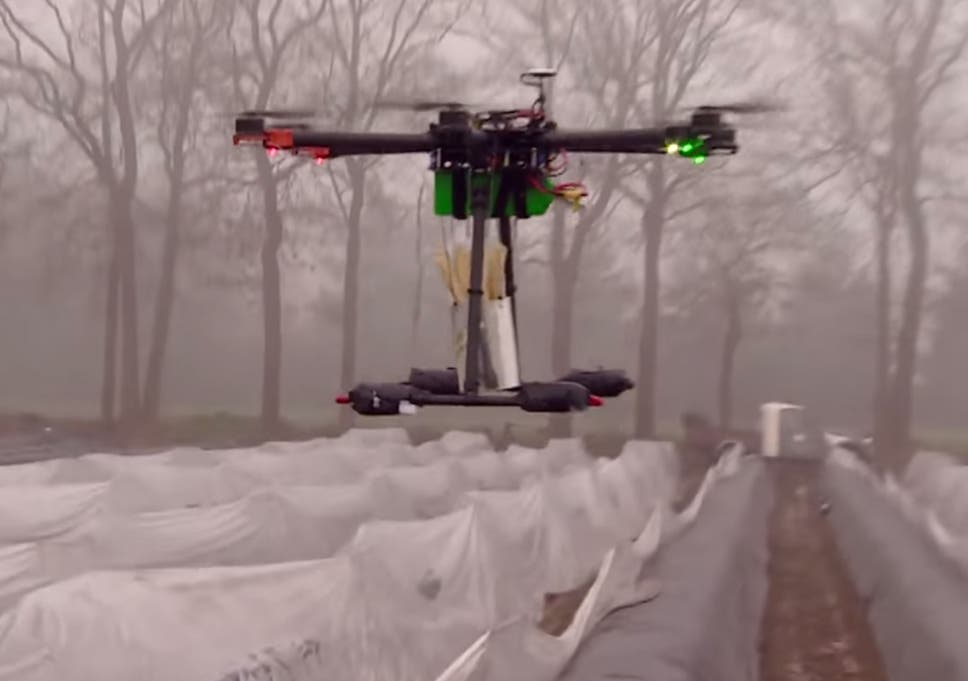 Commander drone octocopter prix et avis drones radiocommandés