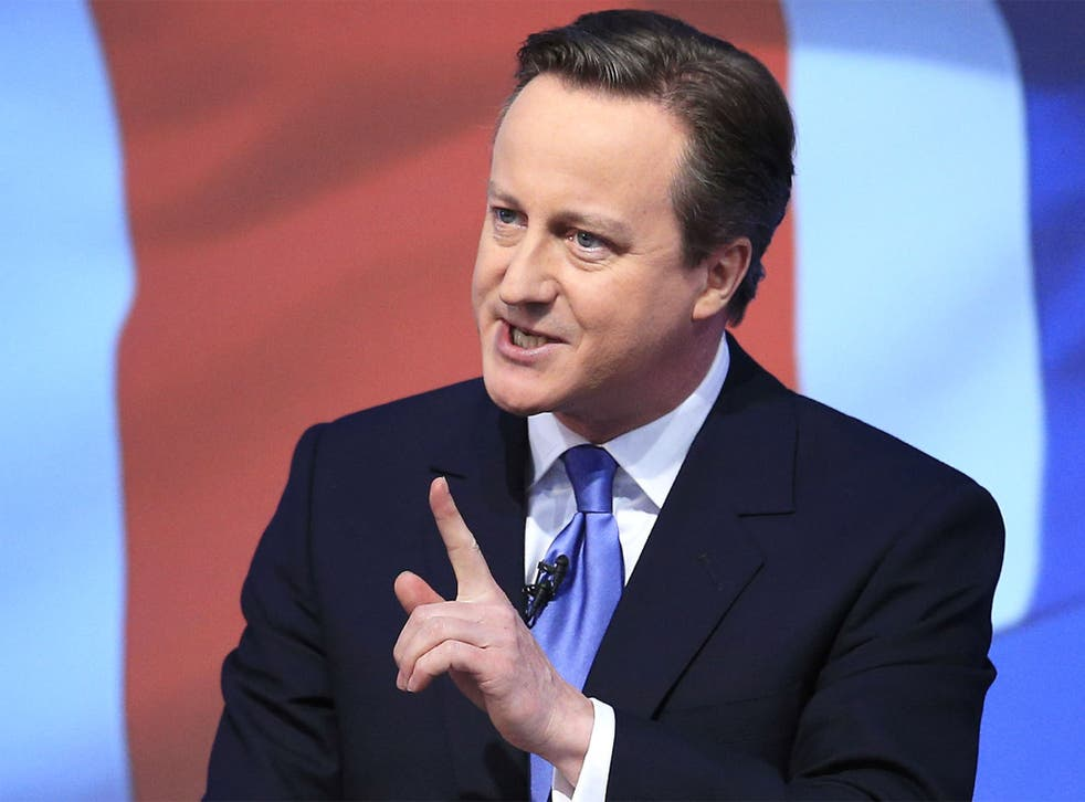 The Prime Minister will insist that Labour and the SNP are ideologically very similar