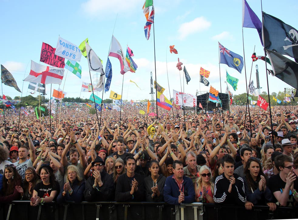 Worthy Farm has been home to Glastonbury for 46 years but Michael Eavis is in need of a bigger site
