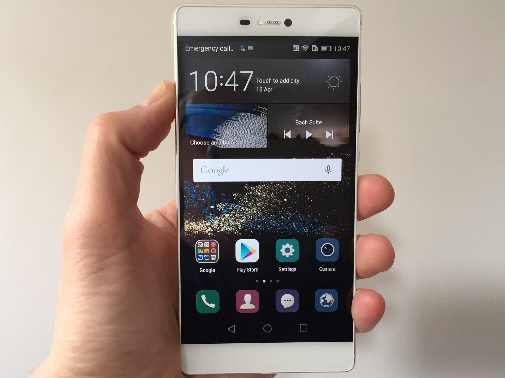 Huawei P8 review: best phones nobody's seen from the biggest company nobody's heard