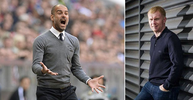Pep Guardiola to Manchester City: I hear he could join City next summer, but I'd love to see Jurgen Klopp in England - Paul Scholes column