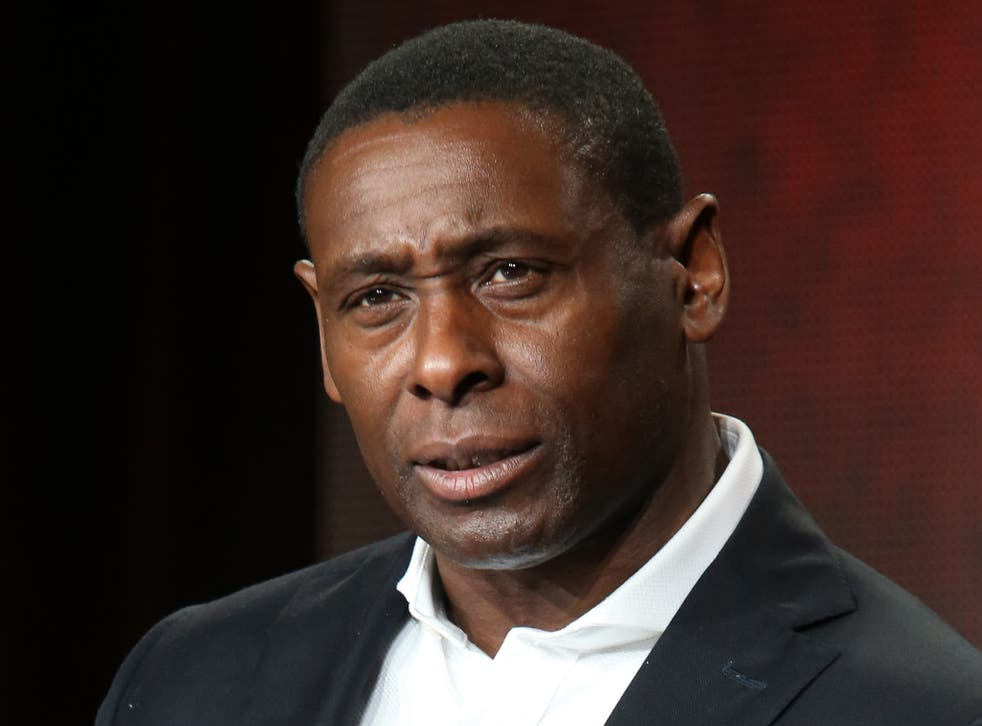 David Harewood is returning to British soil in ITV's adaptation of Beowulf