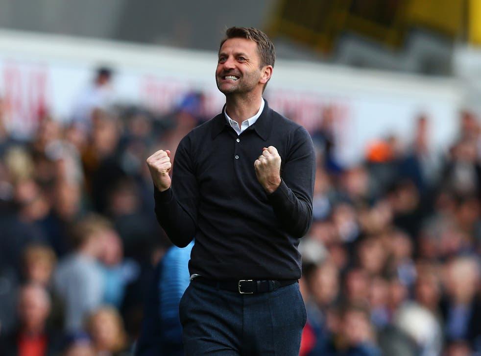 Tim Sherwood has taken Villa away from relegation trouble