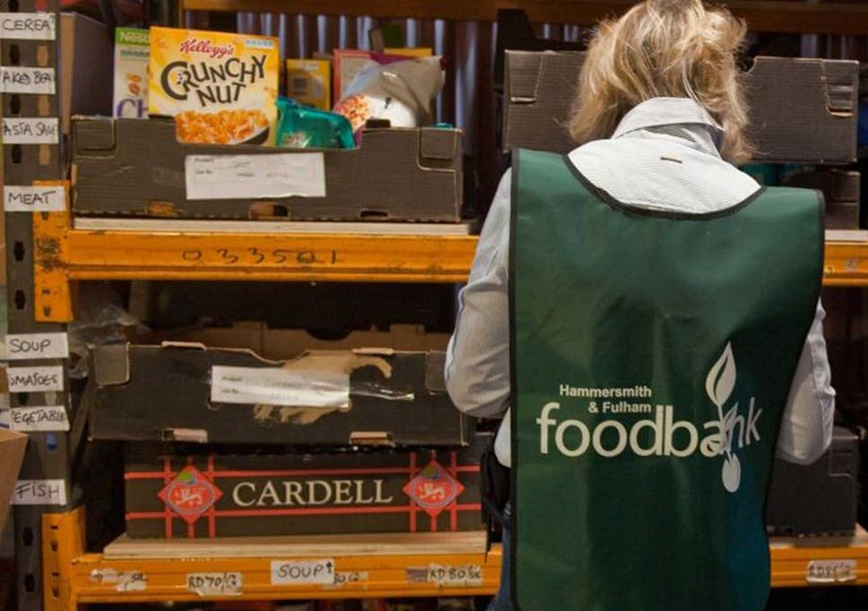 Salvation Army Major Makes Urgent Appeal For Food Banks To