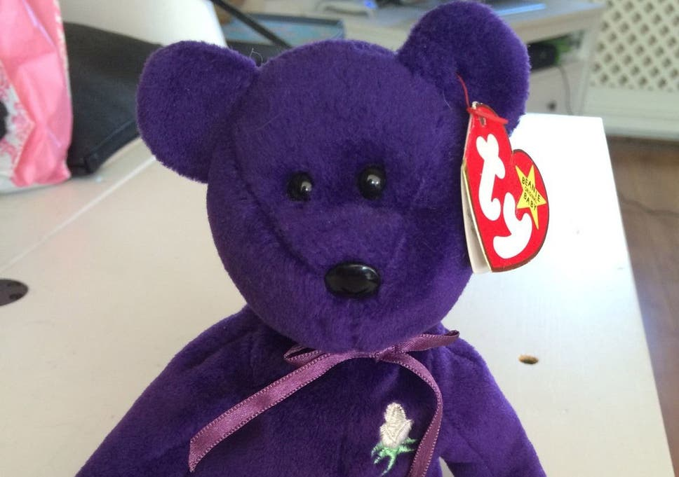 Rarest Beanie Baby bought for just £10 at car boot sale could be ... c244d8206fb