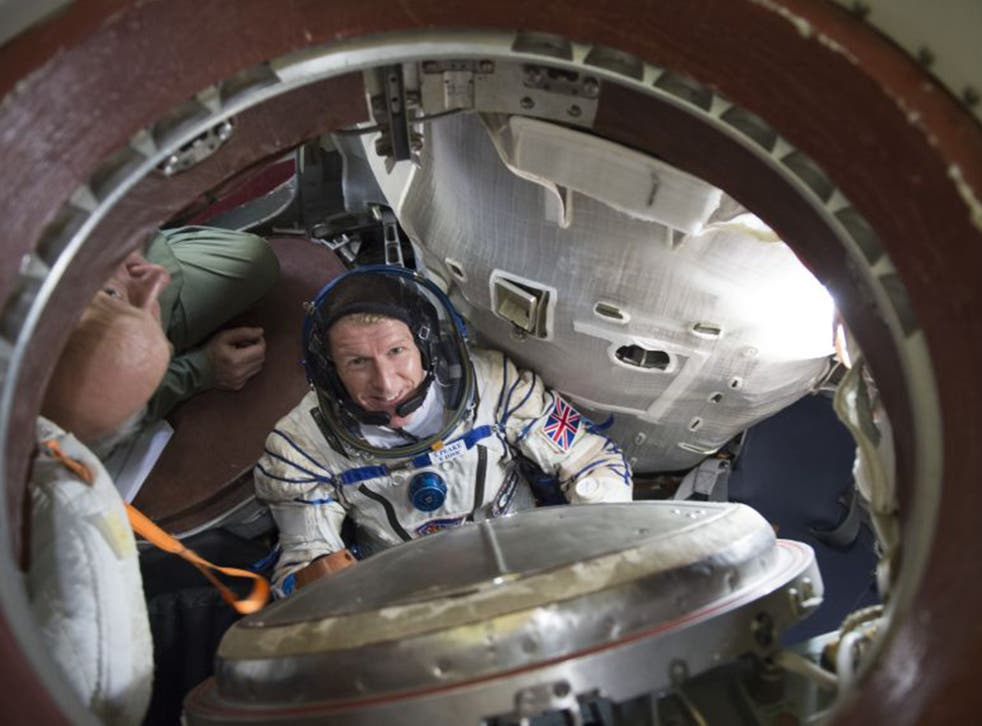 Former helicopter pilot Major Tim Peake will become the first UK astronaut in space for over 20 years