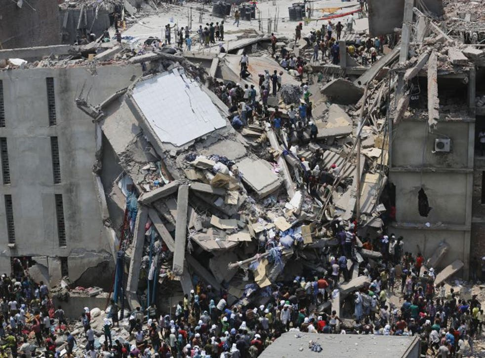 Human cost: Dhaka's Rana Plaza factory collapse in 2013, killing 1,138 people