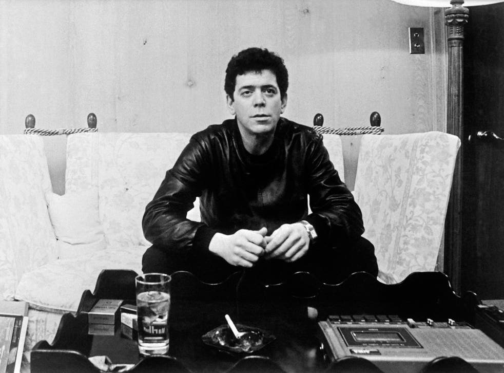 Lou Reed's song 'Walk on the Wild Side' has been criticised for being 'transphobic'